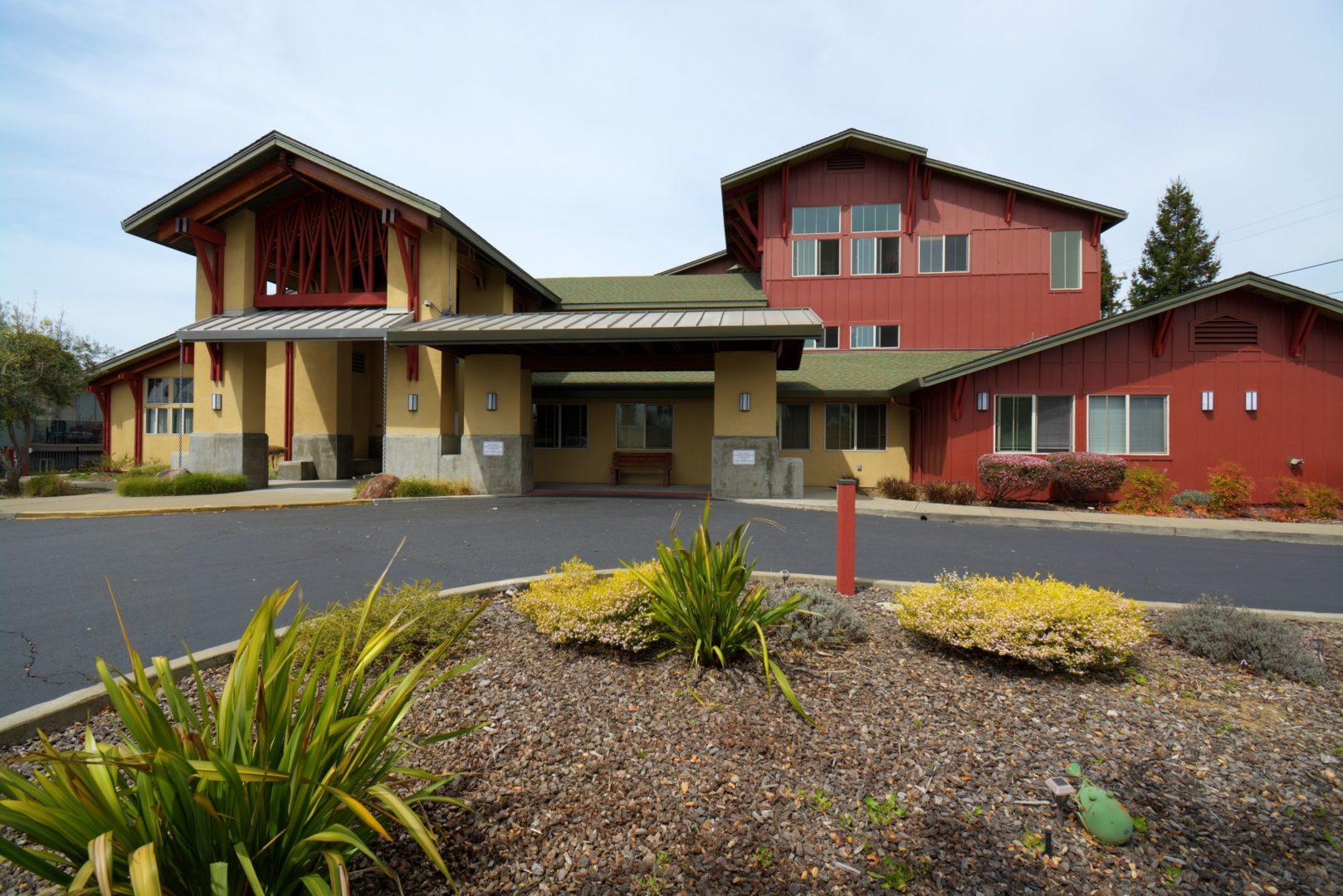 Image of Bancroft Senior Homes in Oakland, California