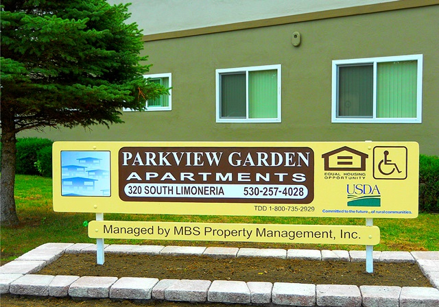 Image of Parkview Garden Apartments in Susanville, California