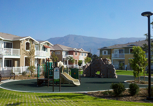 Image of Rodney Fernandez Gardens in Santa Paula, California