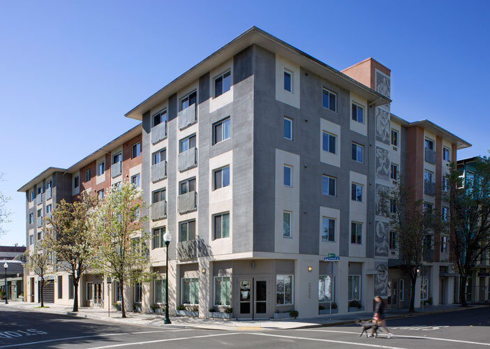 Image of The Humboldt Apartments in Santa Rosa, California