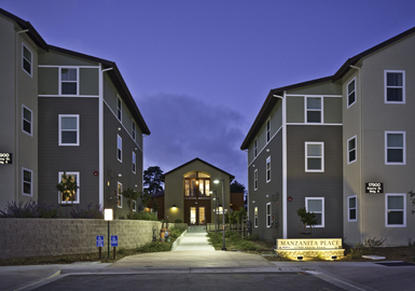 Image of Manzanita Place Apartments in Marina, California