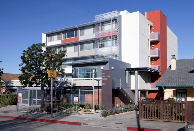 Image of Park Boulevard Apartments  in Oakland, California