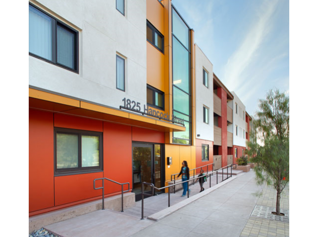 Image of Mission Apartments in San Diego, California