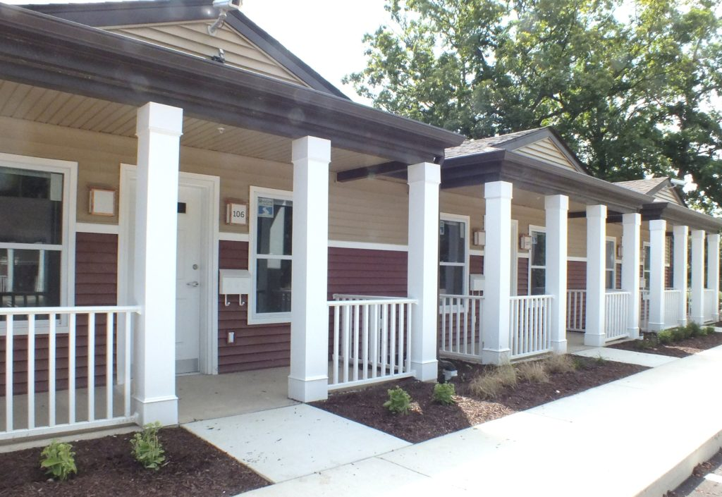 Image of South Side Senior Villas in Fort Wayne, Indiana
