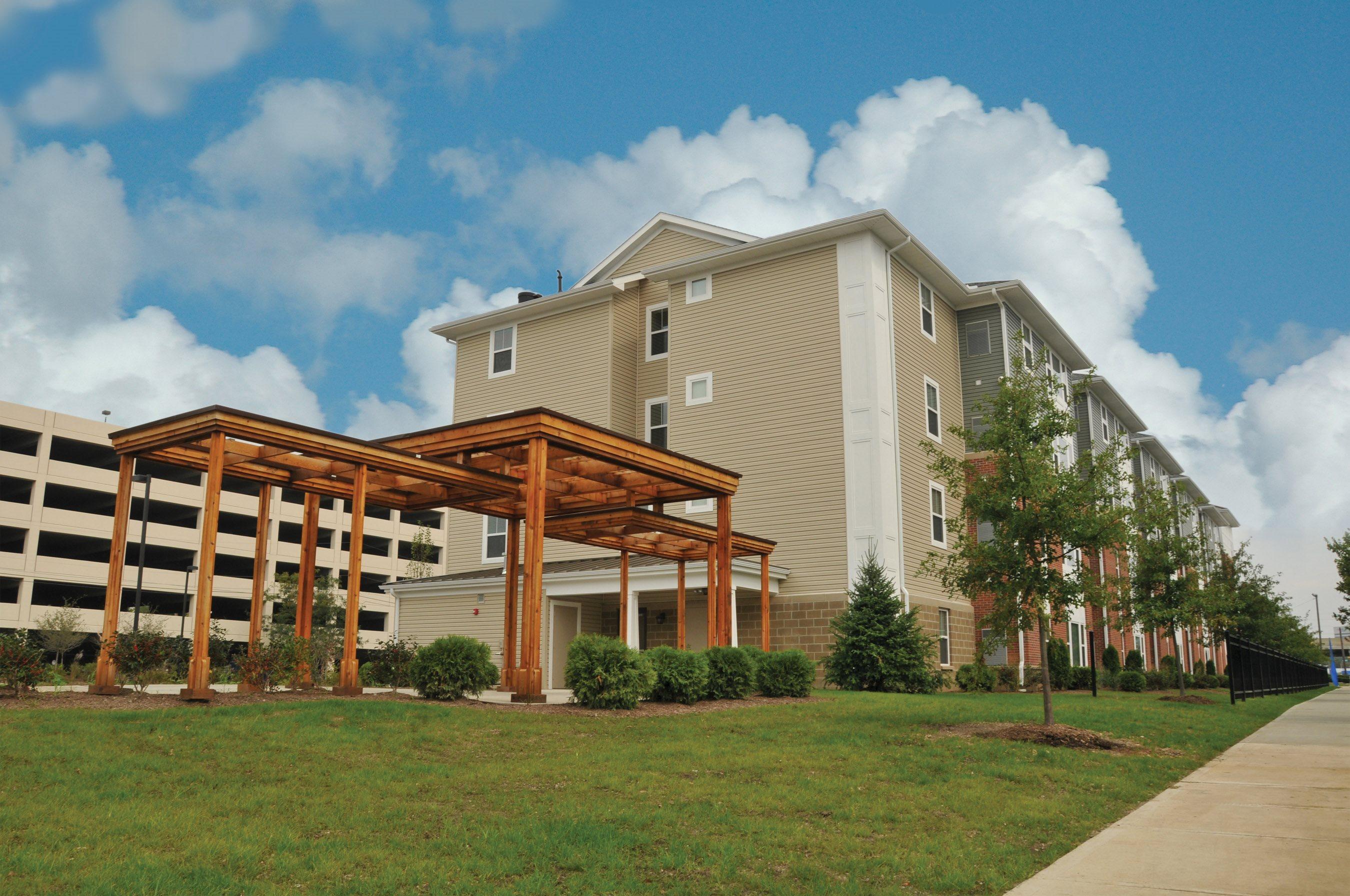 Image of Hawthorn Village Senior Apartments in Columbus, Ohio