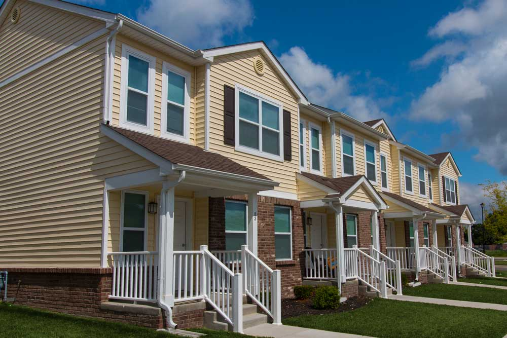 Image of Beacon Pointe Town Homes in Hamilton, Ohio
