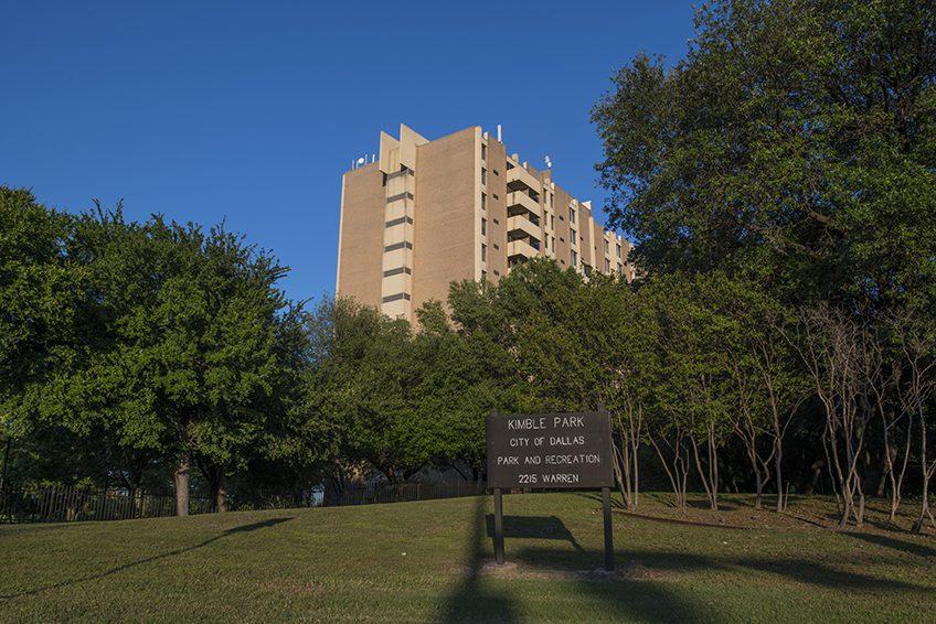 Image of Park Manor in Dallas, Texas