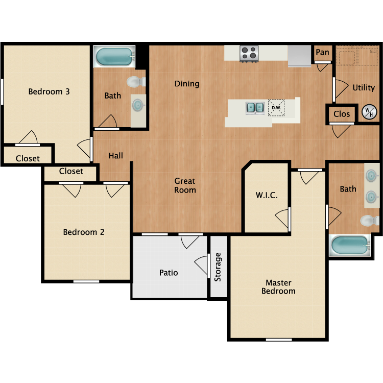 Low Income Apartment Guide: Lubbock, TX Low Income Apartments