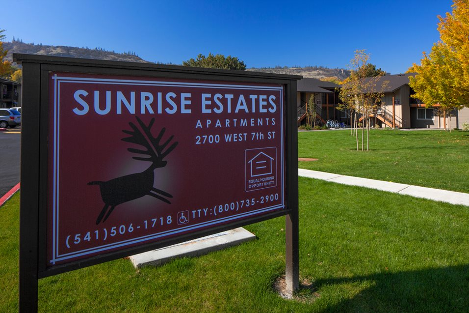 Image of Sunrise Estates in The Dalles, Oregon