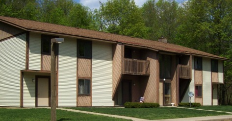 Image of Paw Paw Arms Apartments  in Paw Paw, Michigan