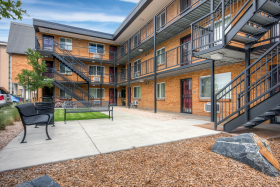 Image of Canterbury Apartments in Englewood, Colorado