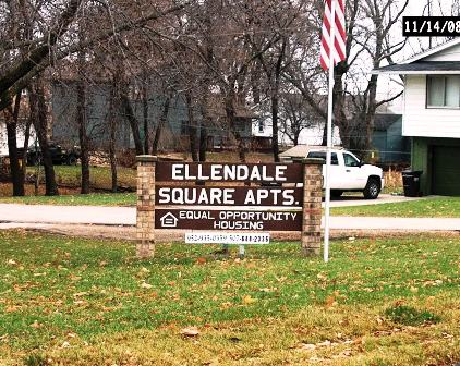 Image of Ellendale Square in Ellendale, Minnesota