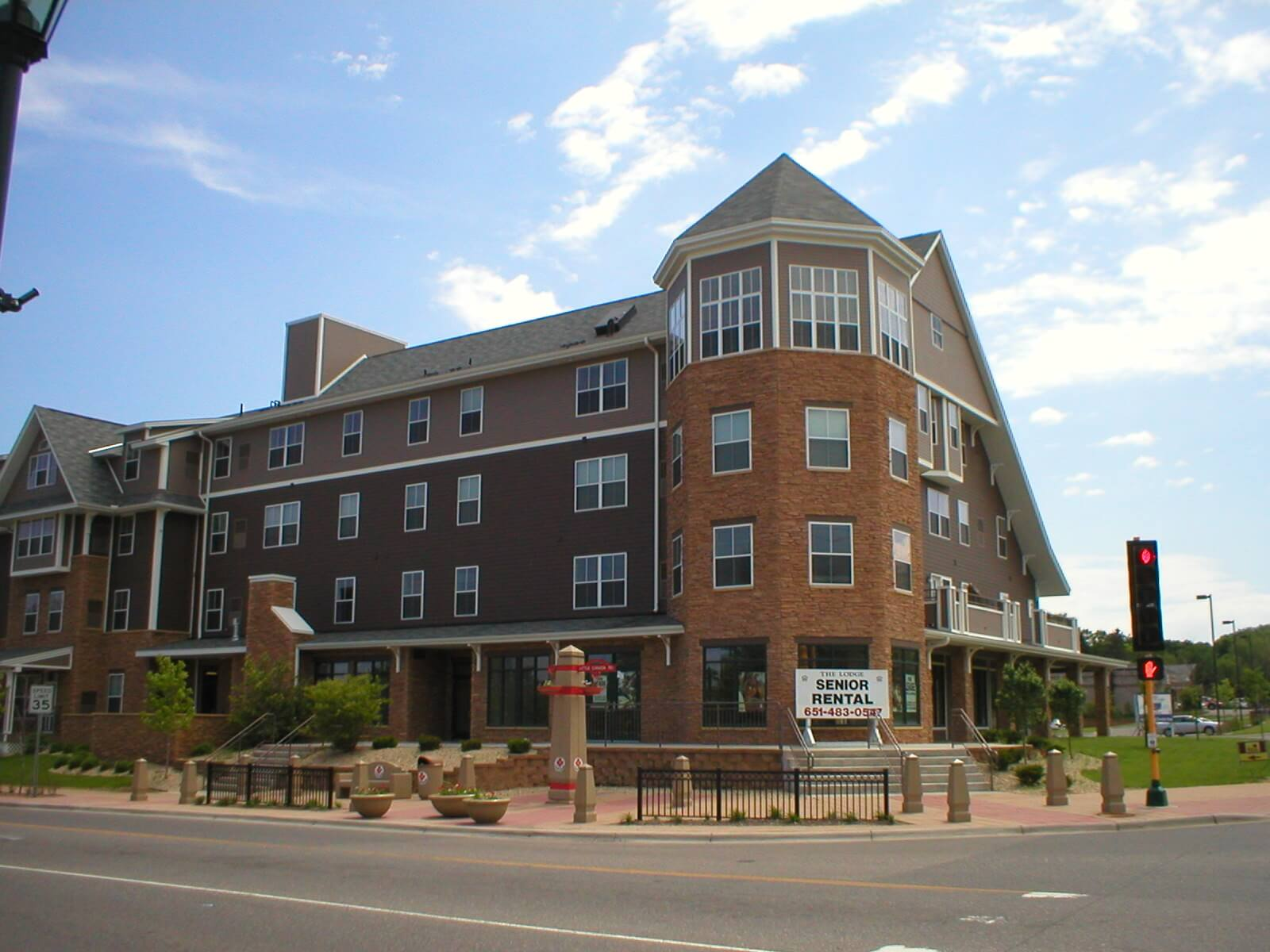 Image of The Lodge at Little Canada Apartments