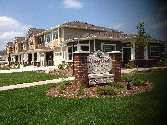 Image of Spring Creek Townhomes in Northfield, Minnesota
