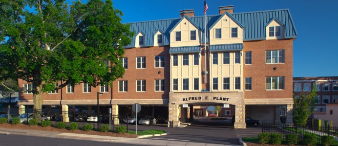 Image of Alfred E. Plant in West Hartford, Connecticut