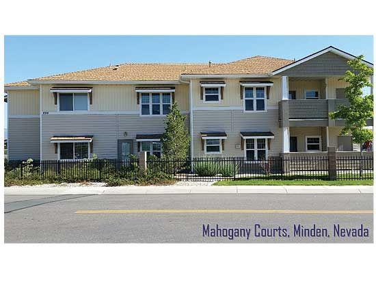 Image of Mahogany Court Apartments in Minden, Nevada