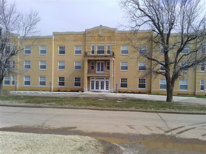 Image of Clay Hall