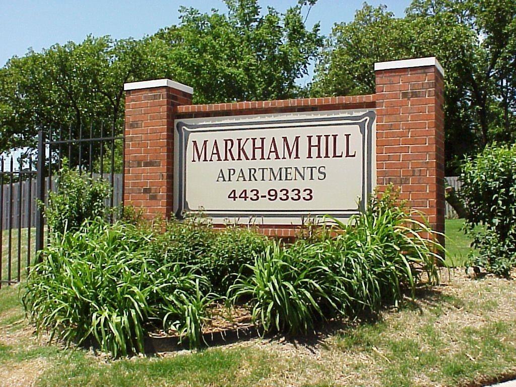 Image of Markham Hill in Fayetteville, Arkansas