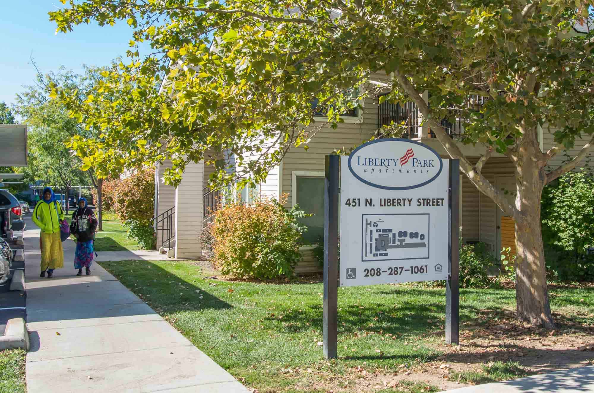 Image of Liberty Park Apartments and Townhomes in Boise, Idaho