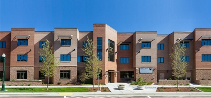 Image of 12th and River Street Hsg in Boise, Idaho