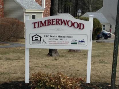 Image of Timberwood Apartments in Farmingdale, Maine