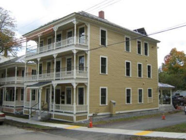 Image of William & South in Bellows Falls, Vermont