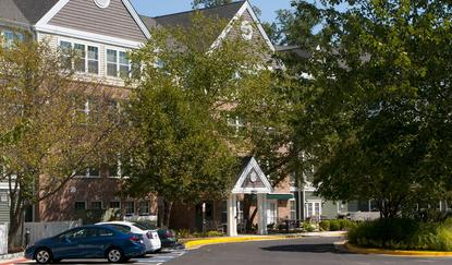 Apartment Complexes In Woodbridge Va