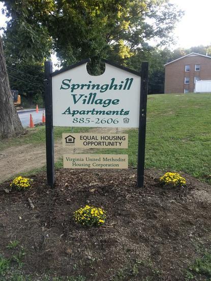 Image of Springhill Village in Staunton, Virginia