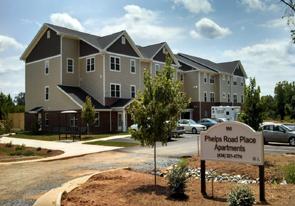 Image of Phelps Road Place Apartments