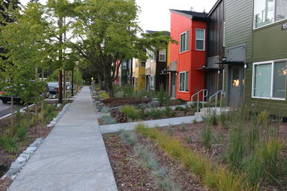 Image of Kirkland Avenue Townhomes in Renton, Washington