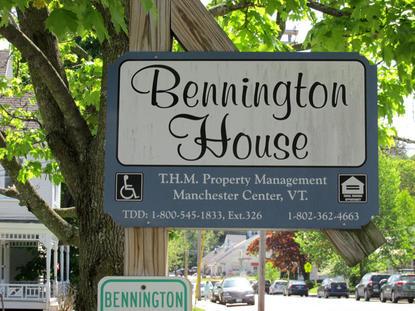 Image of Bennington House in Bennington, Vermont