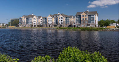 Image of Rivers Edge Apartments & Studio for the Arts in Salisbury, Maryland