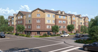 Image of Southridge Senior Lofts