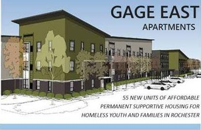 Gage East Rochester Mn Low Income Apartments