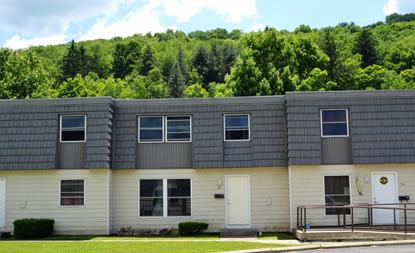 Image of Welsh Street Housing in Kane, Pennsylvania