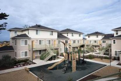 Image of University Village Apartments in Marina, California