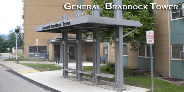 Image of General Braddock Tower