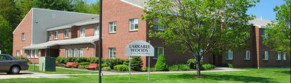Image of Larrabee Woods in Westbrook, Maine