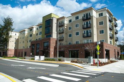 Low Income Apartments Redmond Wa