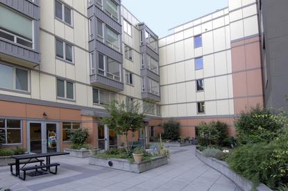 Image of Cabrini Senior Apartments in Seattle, Washington