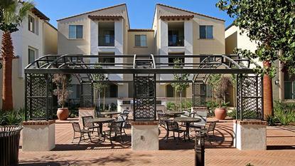 Image of Birch Hills Apartments in Brea, California