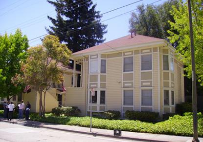 Image of Los Gatos Four-Plex in Los Gatos, California