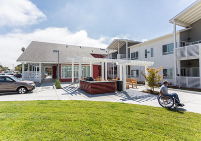 Image of St Stephens Senior Housing