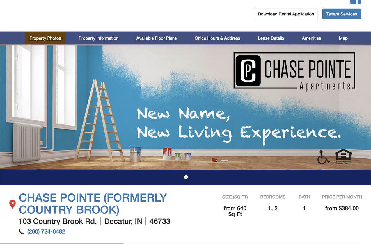 Image of Chase Pointe Apartments