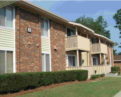 Image of Park Avenue Apartments I & II in Johnston, South Carolina