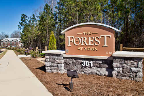 Image of The Forest at York Apartments