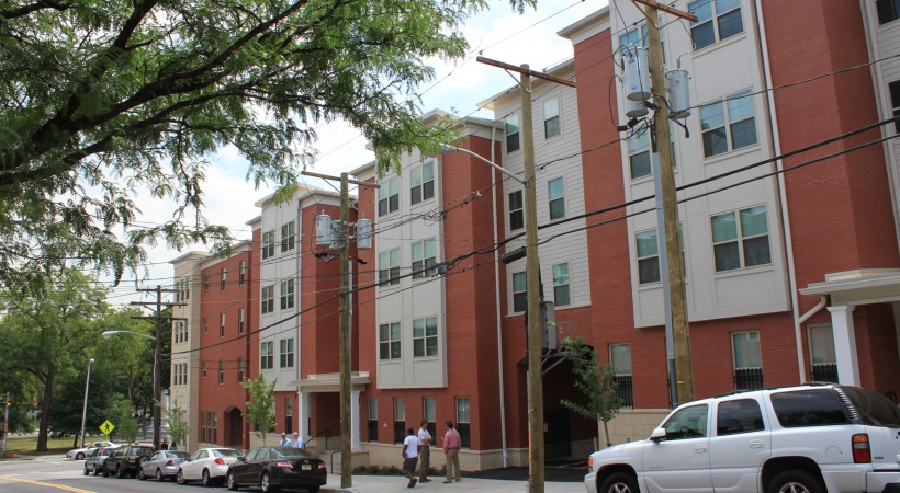 Low Income Apartments in Newark, New Jersey