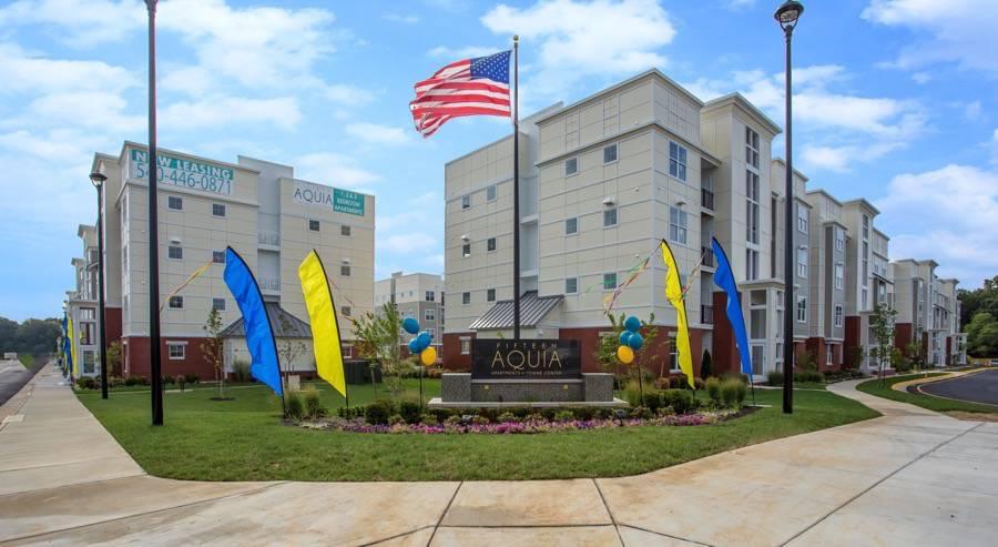 Crescent Pointe Apartments Stafford Va