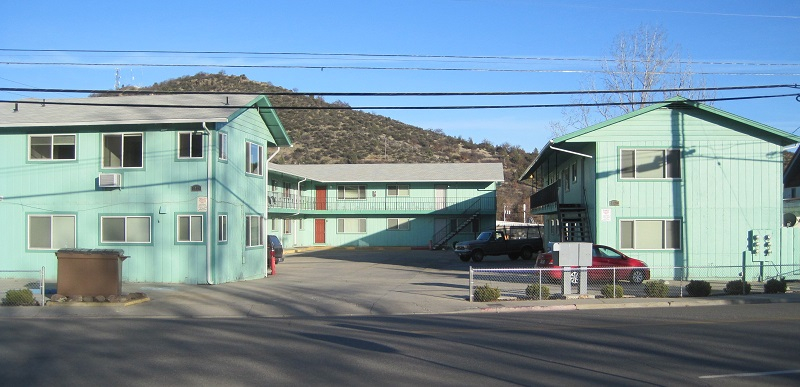 Image of Oregon Street Apartments in Yreka, California