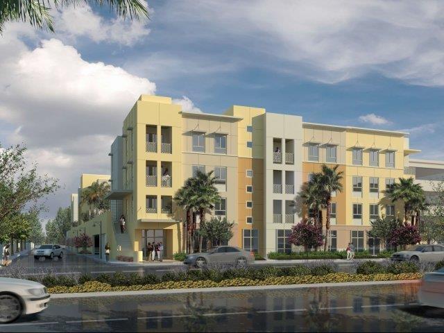 Image of Oceana Apartments in Huntington Beach, California